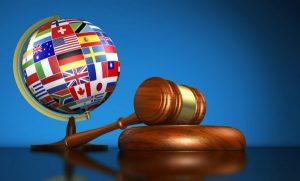 Международное уголовное правосудие.